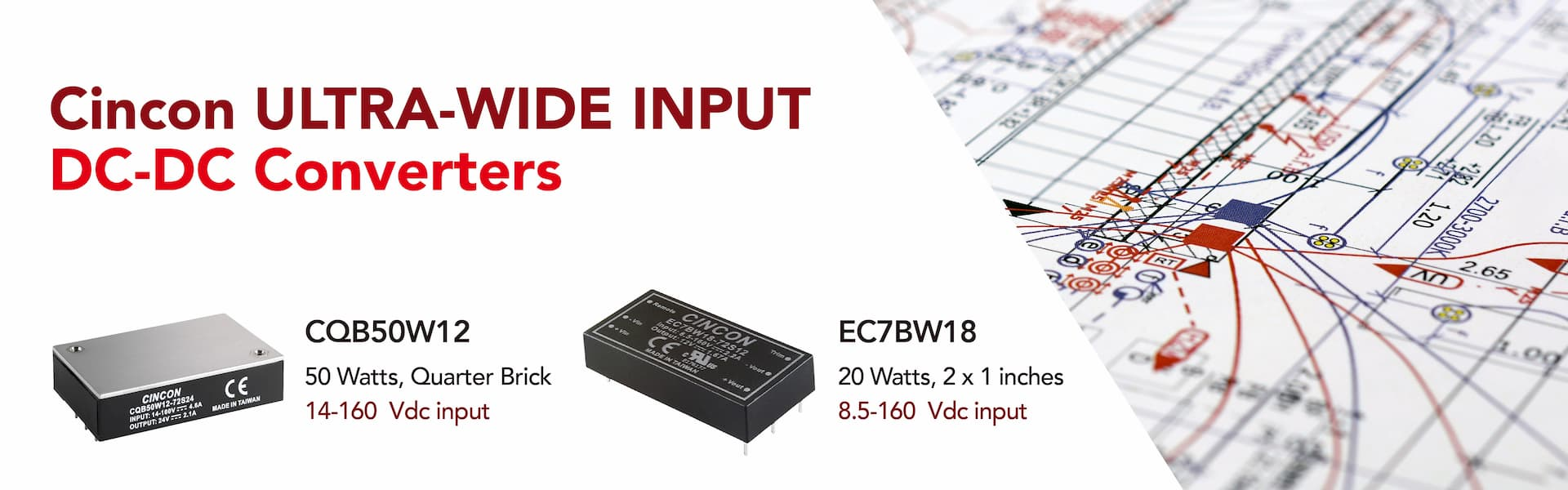 AC/DC&DC/DC Power Supplies