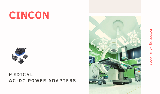 AC-DC Medical Power Adapters