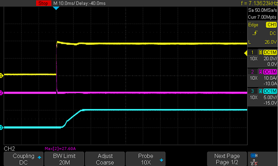 Without Inrush Current Limiter