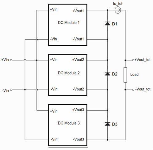 CFB750-300S24N-CMFD 3PCS in Series Test