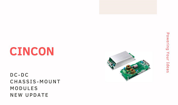 New Update for DC-DC Chassis-mount modules