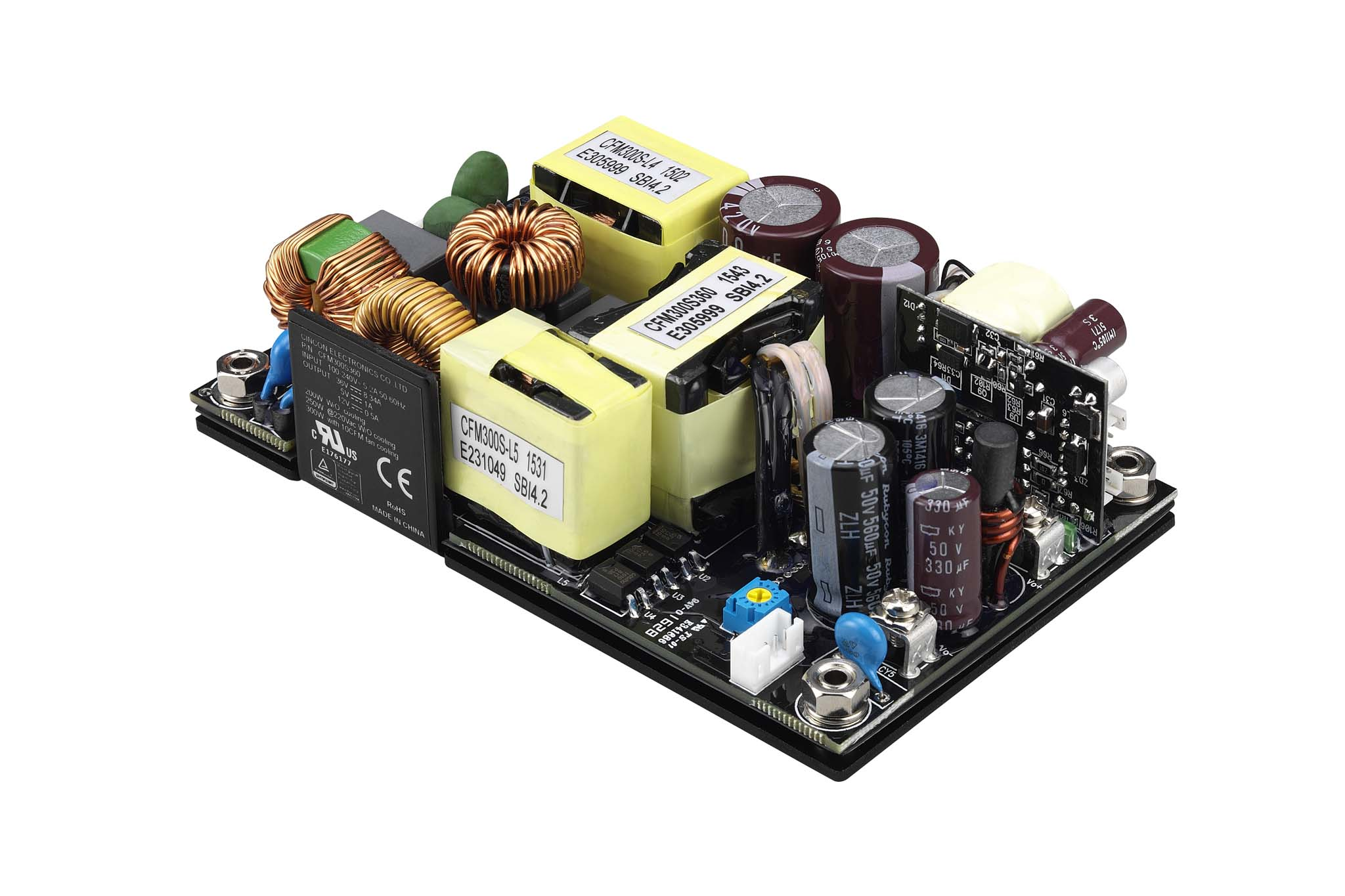 Cincon Electronic Components Blog Regulated Dc Power Supply Cfm300s